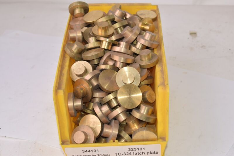 28 LB Lot of NEW Part: 020430 Spacer Guides Bronze