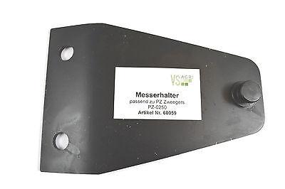 Messerhalter Deutz Fahr PZ0250