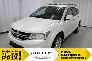 2016 Dodge Journey R/T*4X4*BLUETOOTH*CUIR*7 PASSAGERS*HITCH*