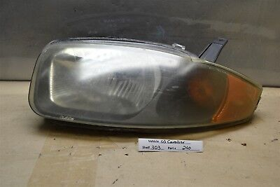 2003 2005 Chevrolet Cavalier Left Driver Oem Headlight 40 3O3