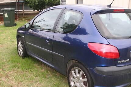 2002 Peugeot 206 Hatchback Salisbury Salisbury Area Preview