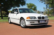 2000 BMW E46  318i  Full Black Leather Interior, Great Condition Kewdale Belmont Area Preview