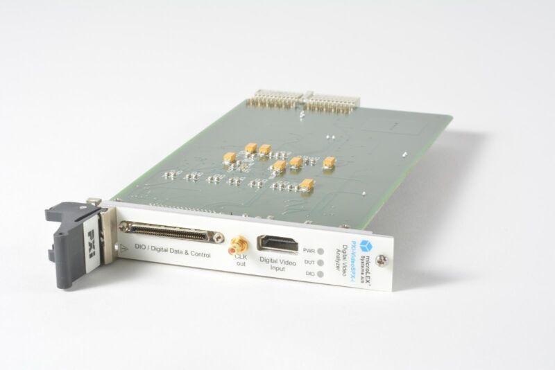 MicroLEX PXI-VideoSPX-I Digital Video Analyzer
