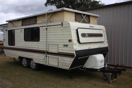 1988 Jayco 90 Series Poptop Caravan Lower Belford Singleton Area Preview
