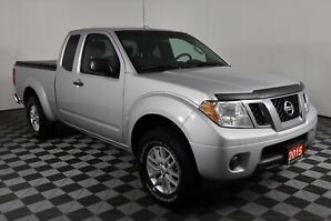 2015 Nissan Frontier SV SV, 4X4 KING CAB, 4.0L V6, AUTO, BLUE...