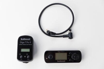 Hahnel Giga T Pro II Canon 5D Remote