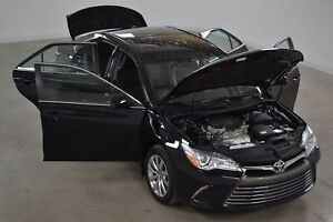 2016 Toyota Camry XLE 2.5L GPS*Cuir*Toit Ouvrant*