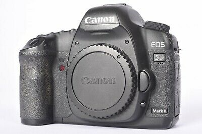 Canon EOS 5D Mark II 21.1MP Digital SLR Camera - Shutter Count:269,540   #P1653