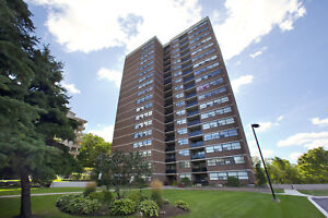 2 Bedroom Apartment- North York Don Valley Parkway Brookbanks Dr