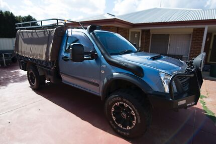 2007 Holden Rodeo Ute High Wycombe Kalamunda Area Preview