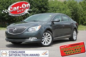 2014 Buick LaCrosse V6 ONLY 30,000 KM LEATHER FULL PWR GRP BLUET