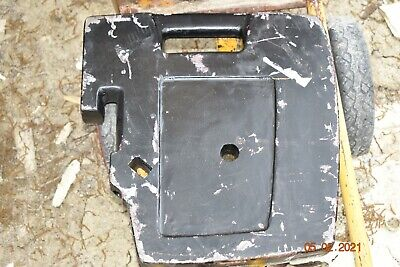 Weight - Suitcase Front Compatible With New Holland Kubota Ford 4600 6600 3600