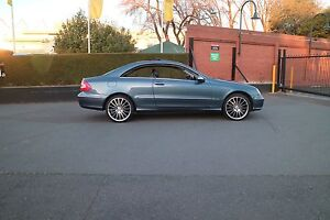 2003 Mercedes-Benz CLK320 Coupe 103400kms Brunswick West Moreland Area Preview