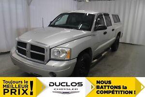 2007 Dodge Dakota SLT*V8*4X4*QUAD CAB*GRP ELECTRIQUE