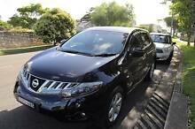2009 Nissan Murano Wagon Neutral Bay North Sydney Area Preview