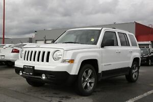 2016 Jeep Patriot North - LEATHER, ALLOY WHEELS, SUNROOF!