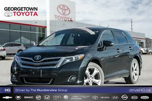 2016 Toyota Venza V6|NAVIGATION|BACKUP CAM|HEATED SEATS|PANO ROO