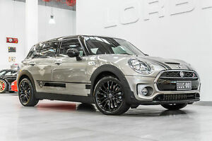 2016 Mini Cooper F54 S Clubman Melting Silver 8 Speed Automatic Wagon