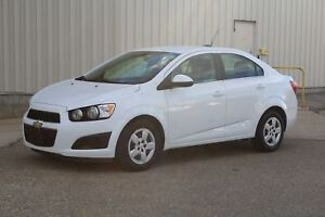 2016 Chevrolet Sonic LT - ** ACCIDENT FREE ** BLUETOOTH ** BACK-