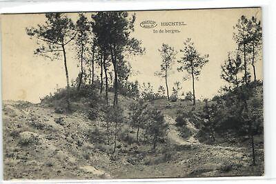 1 Postcard Limburg Hamont-Achel In de bergen pcbelmix8251