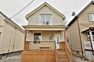 RENOVATED HOUSE FOR LEASE IN HAMILTON