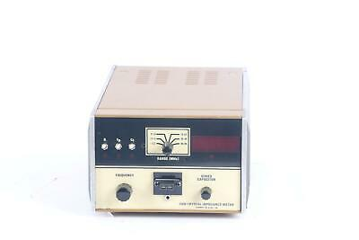 Saunders 150b Crystal Impedance Meter