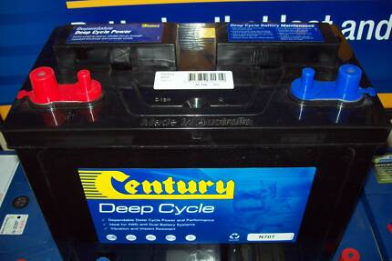 CENTURY N70T DEEP CYCLE 100 AH BATTERY SUIT NUMEROUS APPLICATIONS