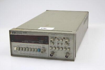 Hewlett Packard 5316b 100 Mhz Universal Counter 2