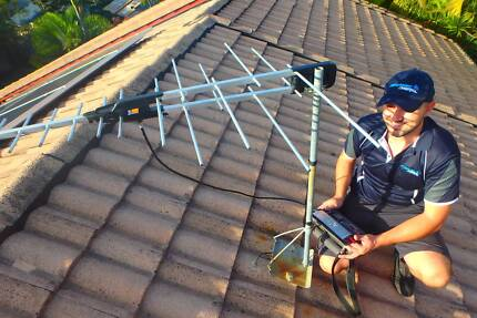 TV antenna expert available for your TV needs