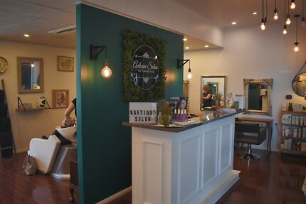Boutique Hairdressing Salon For Sale
