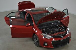 2014 Toyota Corolla S Mags*Toit*Camera Recul*Sieges Chauffants*