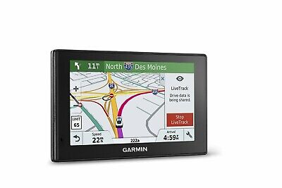 Garmin DriveAssist 51 NA LMT-S w/Lifetime Maps/Traffic, Dash Cam, Camera-assi...