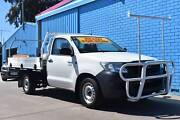Toyota Hilux Automatic,2.7litre Workmate in 4cyl. 47000 km only ! Enfield Port Adelaide Area Preview