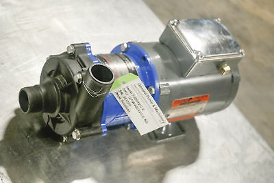 Iwaki Walchem F400avg-e Mag-drive 1.5 Pump Wmotor - New Surplus