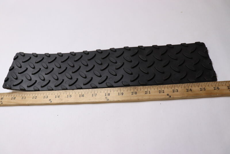 """Rubber Safety Step Cover 4"""" x 17"""" 117391"""