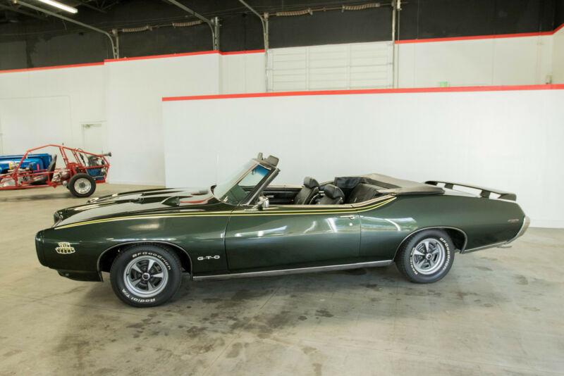 Image 3 Voiture Américaine de collection Pontiac GTO 1969