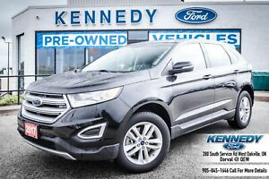 2017 Ford Edge SELAWD Leather Htd Seats Camera Bluetooth