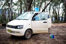 1997 Toyota Townace Van/Minivan Clifton Hill Yarra Area Preview