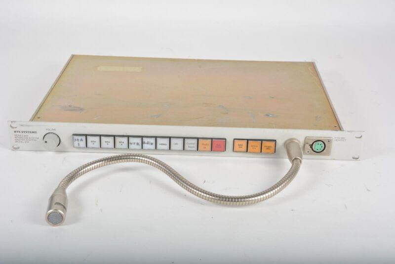 RTS Systems 810 Series 800 Intercom System Master Station