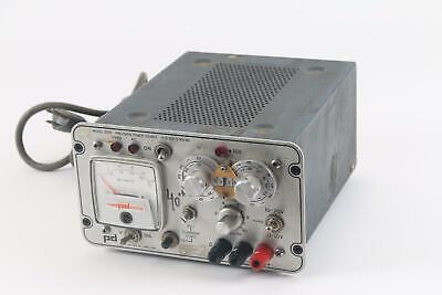 Power Design 2005 Precision Power Source 0-20vdc 0-500ma
