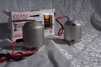 Quake - Tactile Transducer - Audio Shakers for Home Theatre or Ca