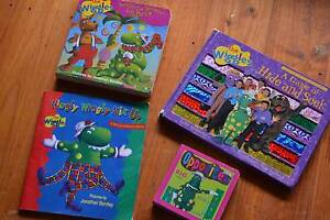 Wiggles Book Bundle Houghton Adelaide Hills Preview