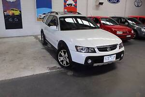 2006 Holden Adventra Wagon Braeside Kingston Area Preview