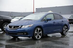 2015 Honda Civic Si - ALLOY WHEELS, NAVIGATION, SUNROOF!