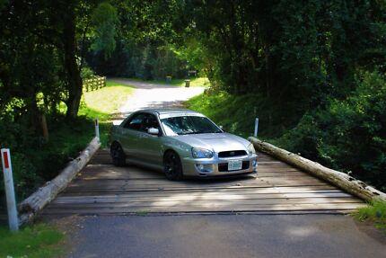 Subaru Impreza 2005 RS  Wattle Grove Liverpool Area Preview