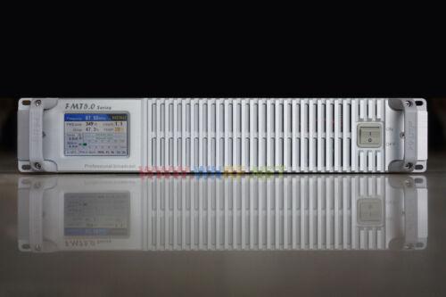 [FMT5-600H] 500W FM Broadcast transmitter / FM exciter /FM Transmitter