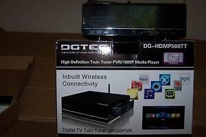 Video Recorder-Two HD Tuners,WiFi,500GB HD, 2xUSB &Ethernet Ports Lindfield Ku-ring-gai Area Preview