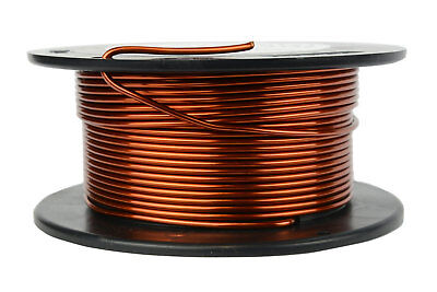 Temco Magnet Wire 14 Awg Gauge Enameled Copper 4oz 20ft 200c Coil Winding