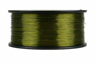 Temco Magnet Wire 28 Awg Gauge Enameled Copper 155c 1.5lb 2982ft Coil Green