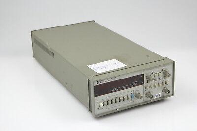 Hewlett Packard 5316b 100 Mhz Universal Counter